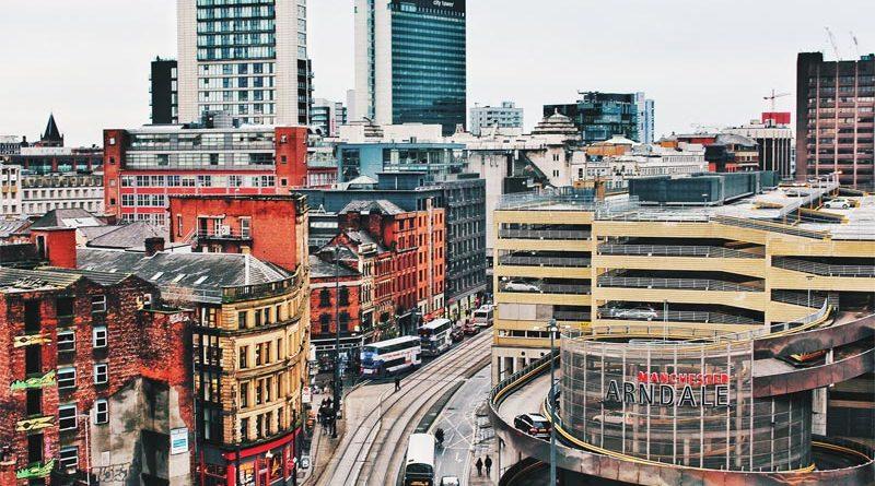 Stadt Manchester