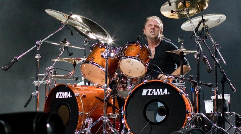 Metallica spielt beim Copenhell-Festival
