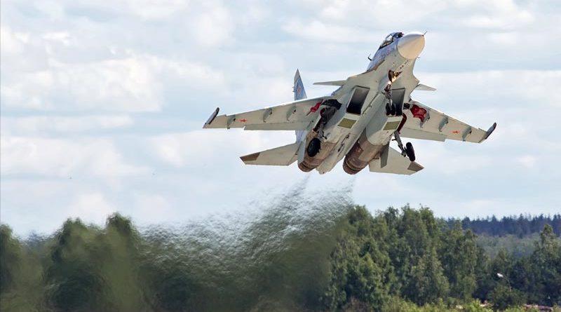 Russische Flugzeuge verletzen dänischen Luftraum