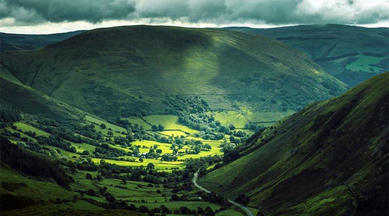 Wales Mach Loop Dolgellau