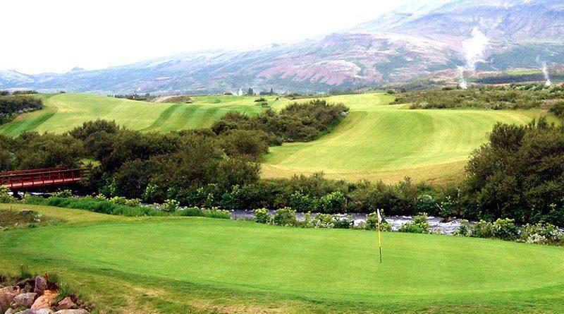 Geysir Golf Club Reisen Golfurlaub