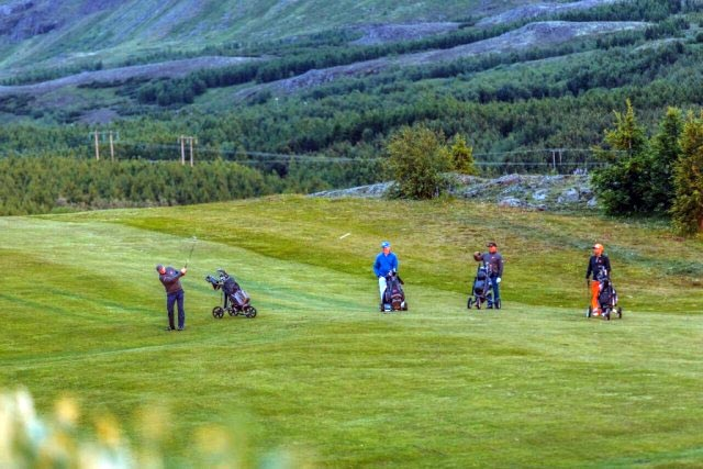 Golfreisen Island Akureyri