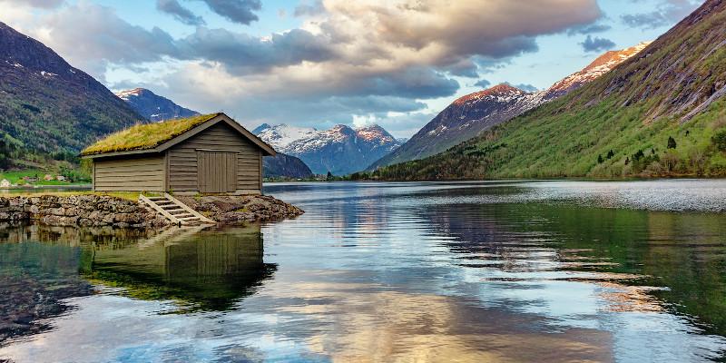 norwegen urlaub