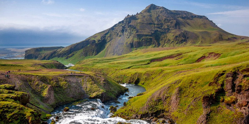 wald island