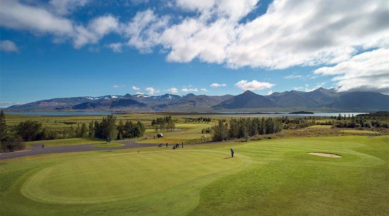 Borgarnes Golf Club Reisen