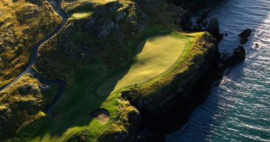 Die schönsten Golfplätze Islands