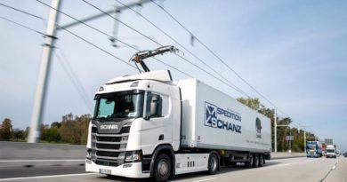 UK: Regierung finanziert Projekt für Stromantrieb von Lkws – mittels Oberleitung