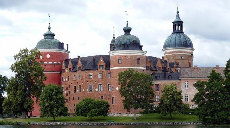 Mariefred Schloss Gripsholm
