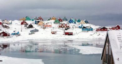 Grönland USA
