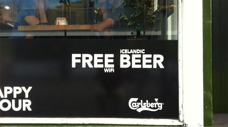 Isländische Sprache im Tourismus