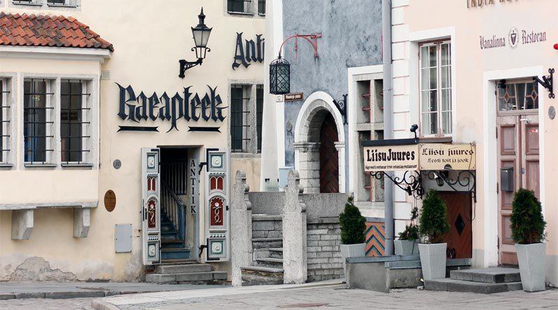 Ratsapotheke Tallinn