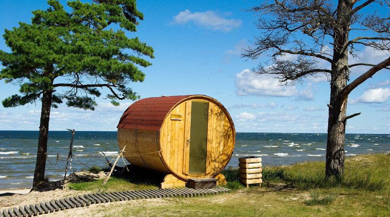 sauna lettland