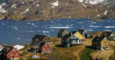 Tasiilaq Grönland Ölvorkommen