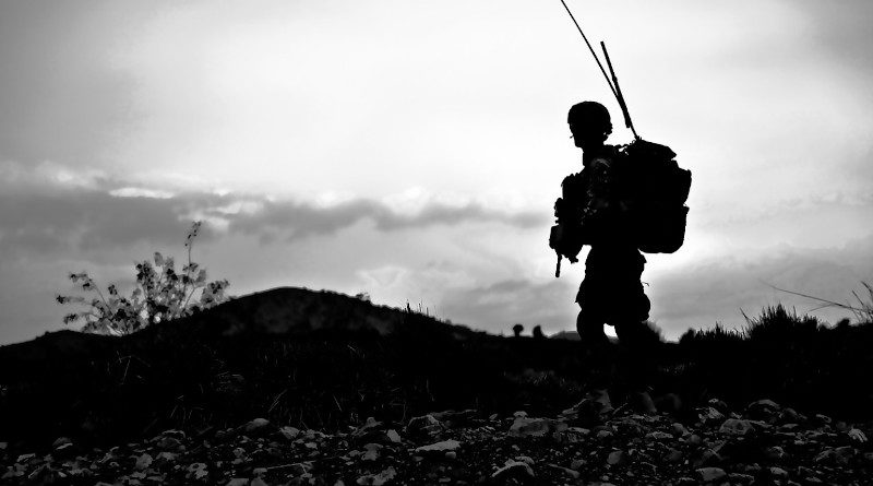 afghanistan soldat