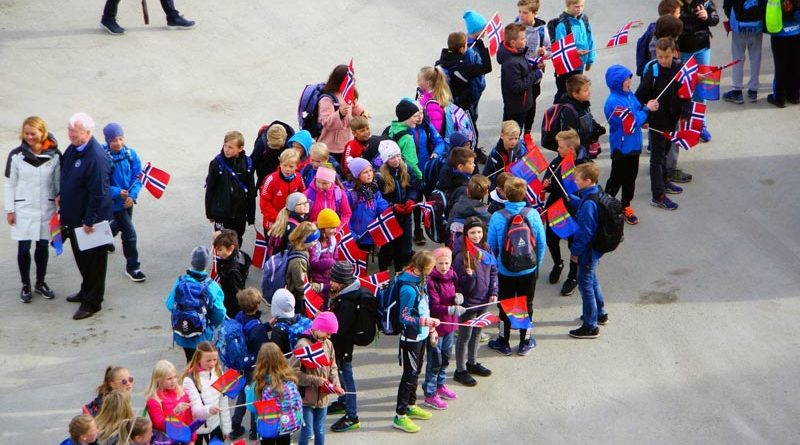 Corona Infektion Junge Menschen Norwegen