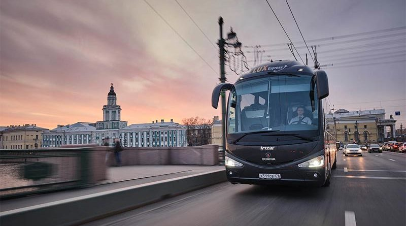 Lux Express Tallinn Petersburg