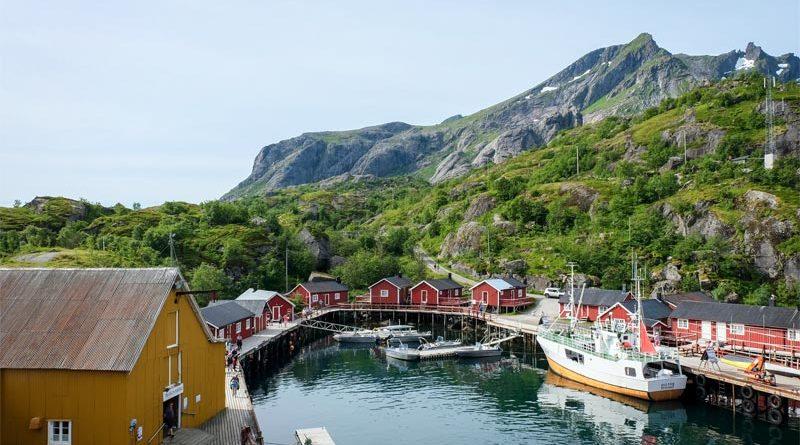 Nusfjord Wettervorhersage