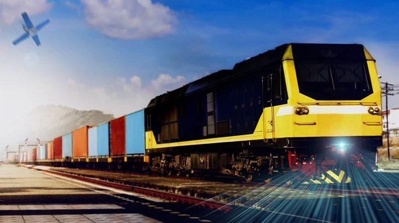 Proxion autonom fahrender Zug