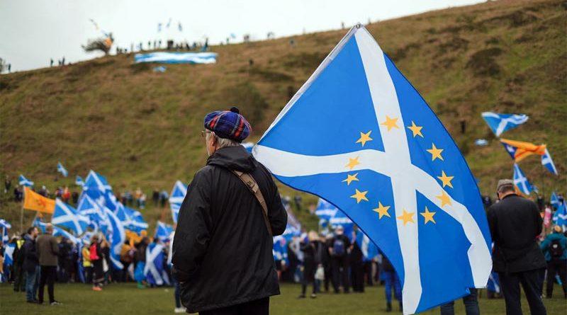 Schottland Unabhängigkeit Referendum