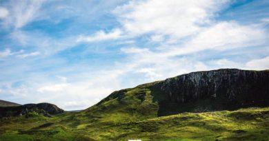 Schottland Wetter Sommer
