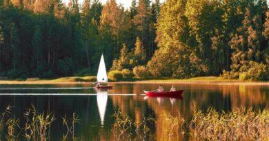 Sommer Finnland Wetter
