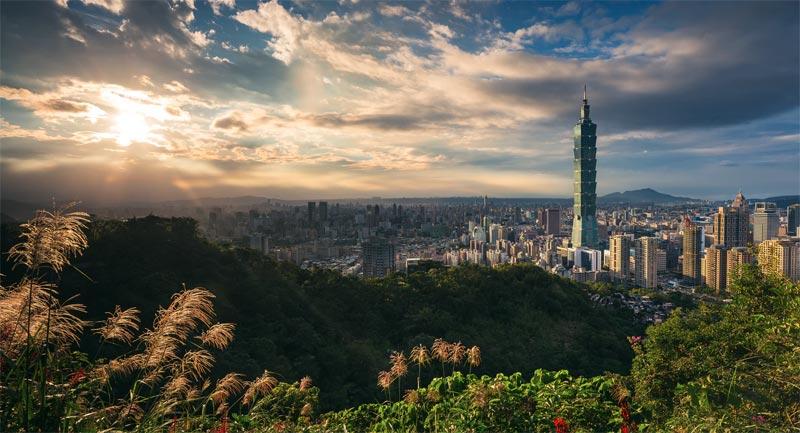 Taiwan Litauen China