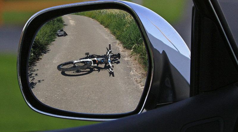 fahrrad unfall