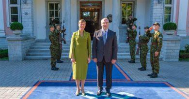 Alar Karis Präsident Estland