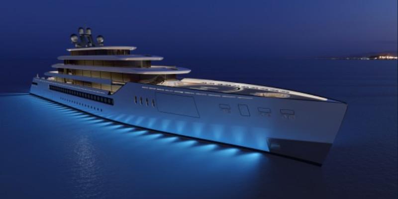 ONE 50 Mega-Yacht
