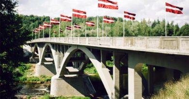 Lettland: Jede dritte Brücke in kommunaler Hand gilt als marode – und damit unsicher