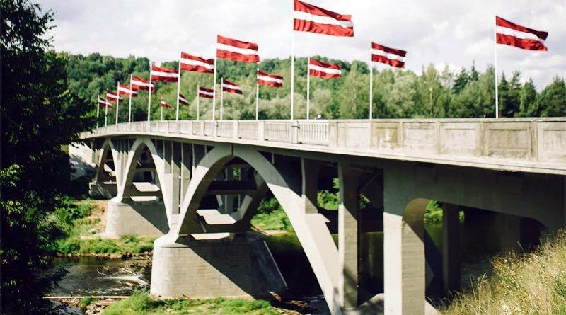 Brücken Lettland Sanierung