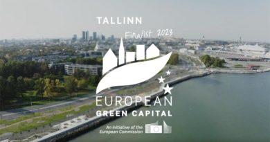 Estland: EU ernennt Tallinn zur Grünen Hauptstadt Europas 2023