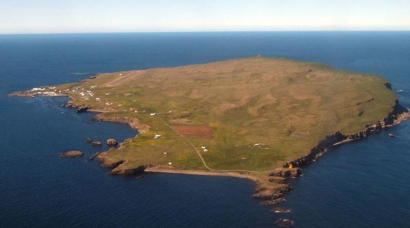 Grímsey Insel Island