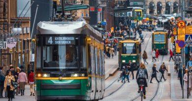 Helsinki Einwohner