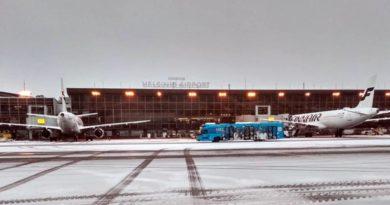 Helsinki Vantaa Flughafen Corona