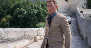 KEINE ZEIT ZU STERBEN James Bond