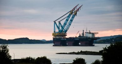 Ölindustrie Norwegen