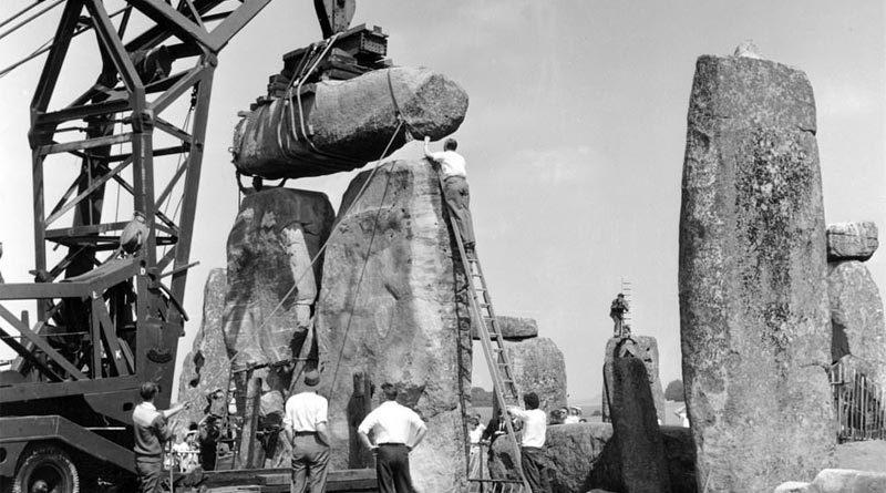 Stonehenge 1958