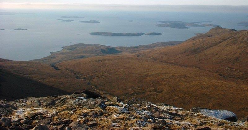 Summer Isles Inse Schottland Verkauf