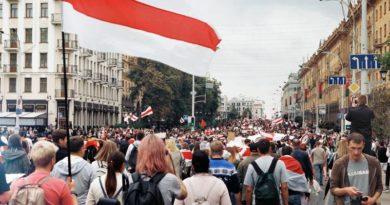 Weißrussland Russland Union Baltikum