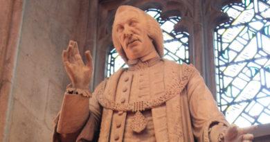 statue william beckford