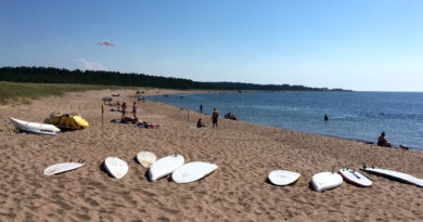 Surfen Hiiumaa Wassersport