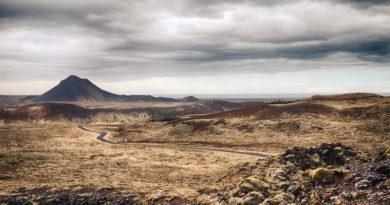 Keilir Erdbeben Island