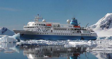 Kreuzfahrtschiff MS Seaventure Island