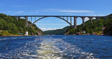 Grenze Norwegen Schweden