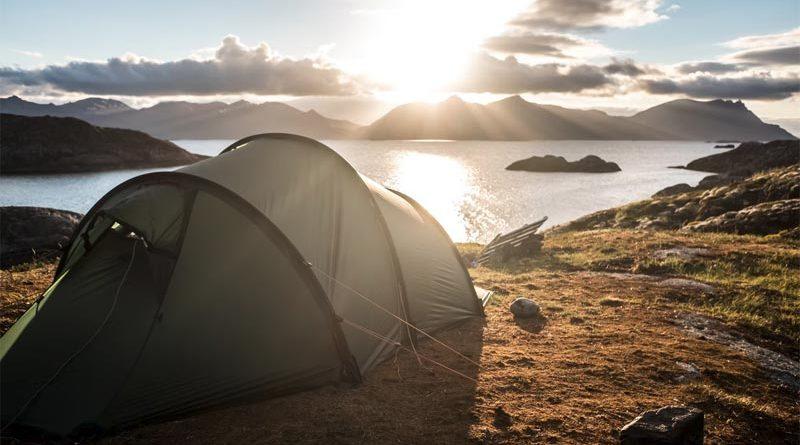 Zelten Norwegen Campen